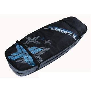 Concept X Kiteboard-Bag Travel Beach 138 schwarz