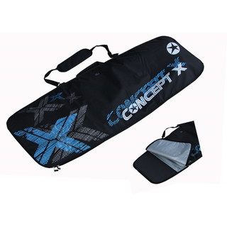 Concept X Kiteboard-Bag Single STR 134  schwarz