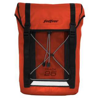 Wasserdichter Rucksack feelfree Track 25 Liter orange